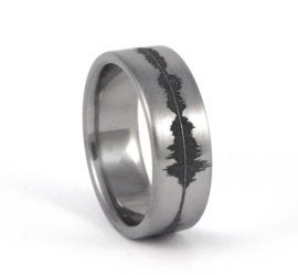 73 best Unique Mens Wedding Bands images on Pinterest | Commitment ...
