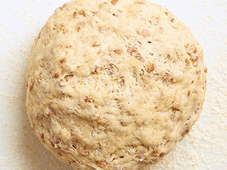 Get this all-star, easy-to-follow Whole-Multigrain Pizza Dough recipe from Food Network Kitchen