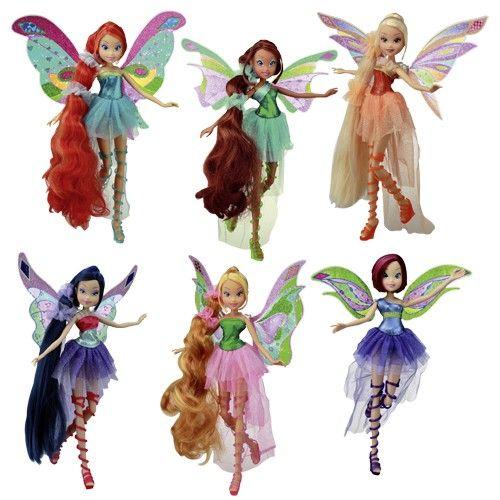 winx club powers   Home > Barbie > Overige tienerpoppen > Winx Harmonix Power