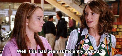 Pin for Later: If Mean Girls Characters Had Away Messages CadyGirl17: STILL dying over today!! LOL D & J u know why :-P