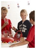 Bowlingkalas - Dansukker http://www.dansukker.se/se/inspiration/barnkalas/bowlingkalas/pyssel-och-lekar.aspx #barnkalas #bowling #inspiration