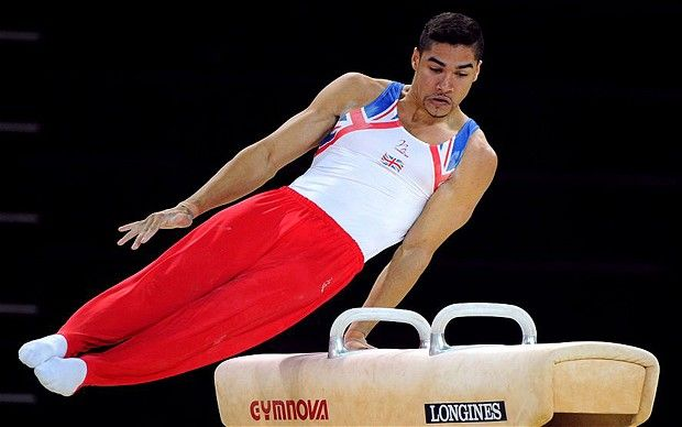 London 2012 Olympics: Louis Smith gets best qualification score in pommel horse