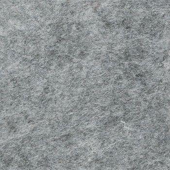 91007 Filt 3mm grå 40x40cm 1stk