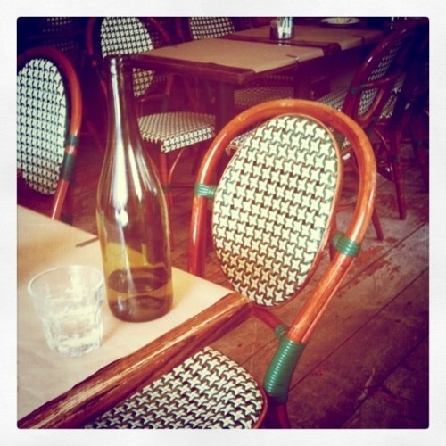 Le Grainne Cafe {Chelsea, NYC}   The Brunch spot that made me fall in love with this city::