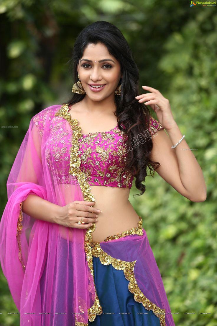 #Desi #Bling @ #SouthIndian Actor Kesha Khambhati