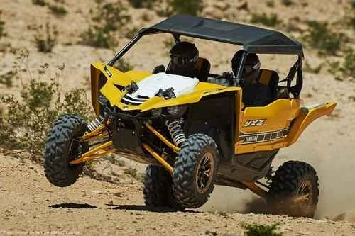 New 2016 Yamaha Yxz1000r Se ATVs For Sale in Alabama. 2016 Yamaha Yxz1000r Se, The all new YXZ1000R SE painted bodywork, color matched components and bead lock wheels bring pure sport good looks to this class defining SxS. Unmatched SxS Performance: The all-new YXZ1000R SE doesn t just reset the bar for sport side-by-sides, it is proof that Yamaha is the leader in powersports performance. Featuring a new 998cc inline triple engine mated to a 5-speed sequential shift gearbox with On-Command®…