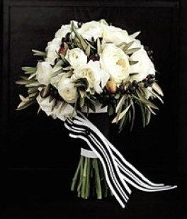 Decorar una boda.. en blanco y negro | Preparar tu boda es facilisimo.com