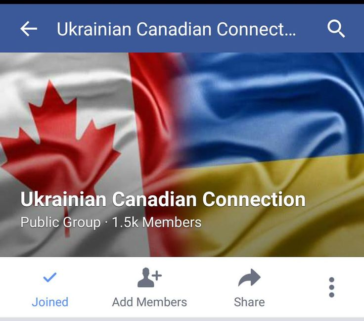 Over 11 months ago my friend and I started a #Ukrainian group on Facebook. Still going strong. Slava Ukraini