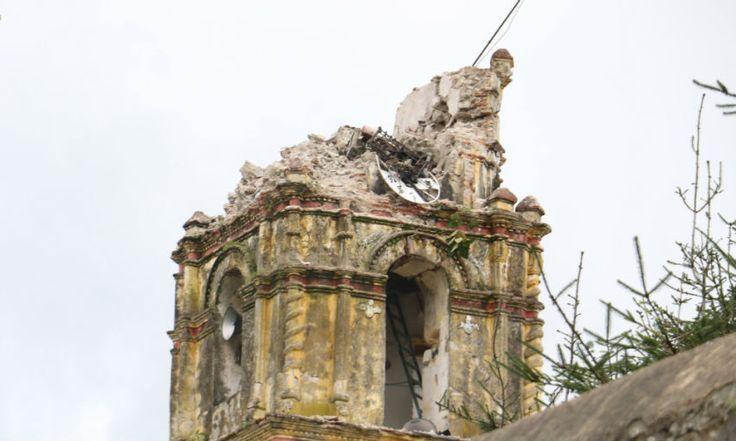 El sismo en los estados (Fotos) - Aristegui Noticias