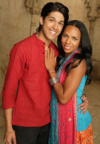 cheetah girls one world | The Cheetah Girls One World': Kunal Sharma and Kiely Williams