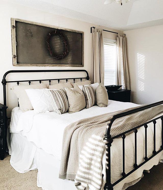 20 Ideen für das Hauptschlafzimmer, um Ihren persönlichen Raum zu stärken