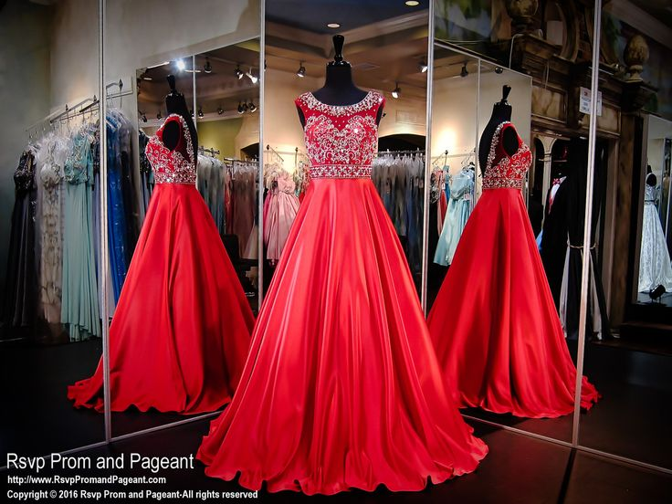 197 best RED Dresses images on Pinterest | Pageant dresses, Pageant ...