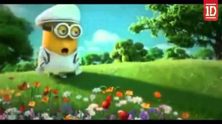 Minions Singing Best Song Ever (One Direction)