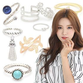 Gmarket - Point/Special/LAYERED Rings/Ring