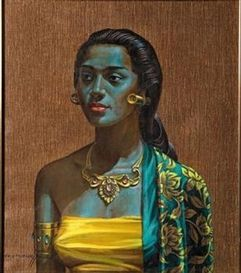 Art by Alexander Tretchikoff