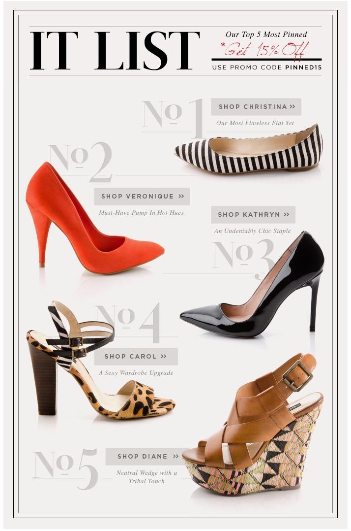 Shoe Mint - 2012