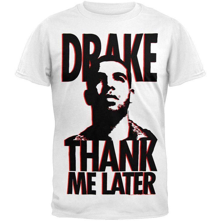 Drake - Thank Me Later T-Shirt