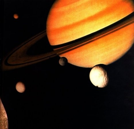 Best 25+ Saturns moons ideas on Pinterest | Moons of ...