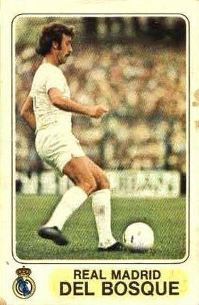 Vicente Del Bosque, Real Madrid