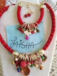 ee332e3f4b30 Resultado de imagen para collares artesanales mexicanos   artesaniasmexicanasdiy Collares Trenzados