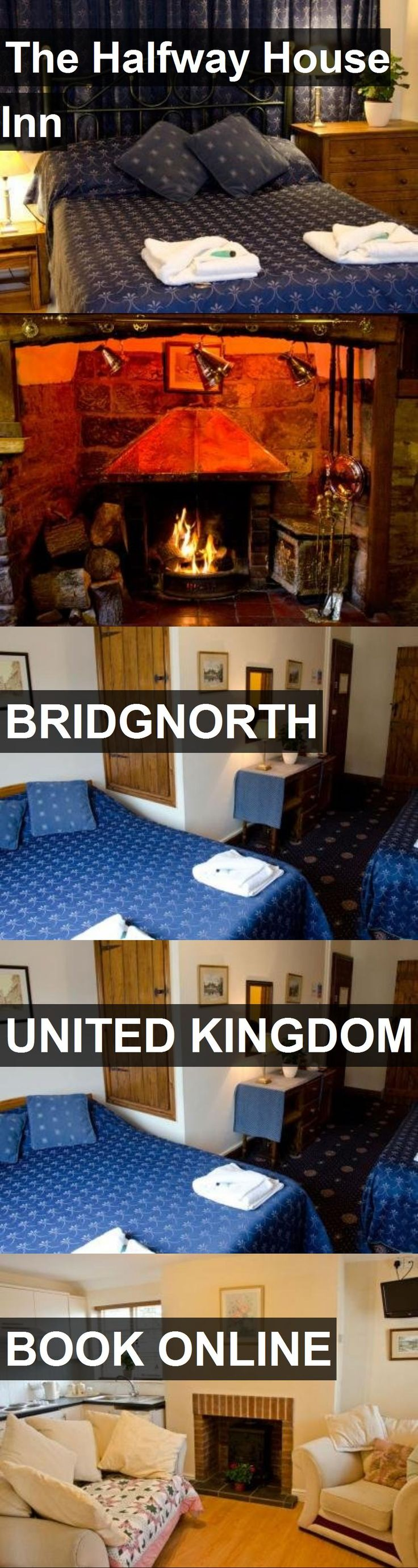 Hotel The Halfway House Inn in Bridgnorth, United Kingdom. For more information, photos, reviews and best prices please follow the link. #UnitedKingdom #Bridgnorth #travel #vacation #hotel