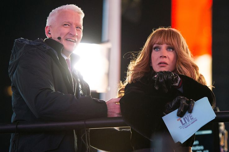 "Kathy Griffin feels ""betrayed"" by Anderson Cooper after CNN firing"