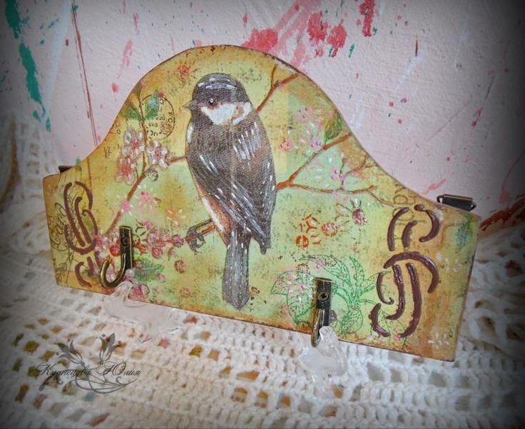 Ключницы-вешалки от 250 руб Распродажа - Ярмарка Мастеров - ручная работа, handmade