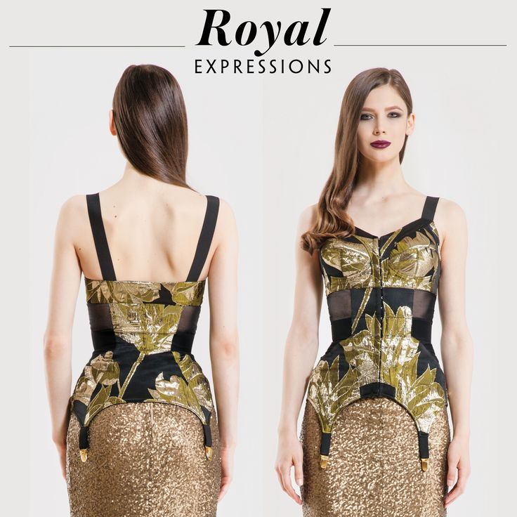 Shine and astonish with this one if a kind suspender corset. Shop the Imperial corset here> http://www.murmurstore.com/signature-collection/imperial-corset