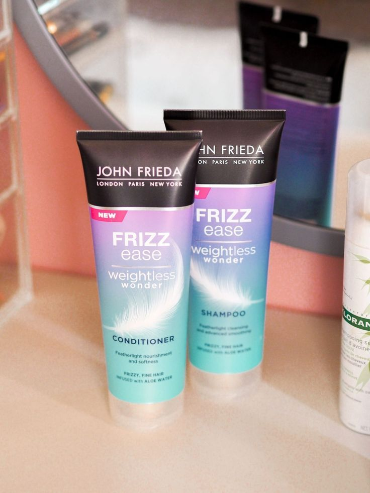 Six Products For Frizz Prone Fine Hair I Use Every Day In 2020 Fine Hair Frizzy Hair Frizzy