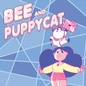 Bee and Puppycat Digital Comics. The comic is hilarious and the 2nd issue is the best! i wont spoil it for you just make sure you have a barcode scanner app on your phone