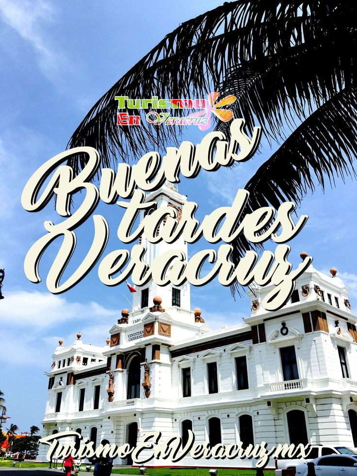 Buenas tardes #Veracruz, ya es #Viernes http://www.turismoenveracruz.mx #FF