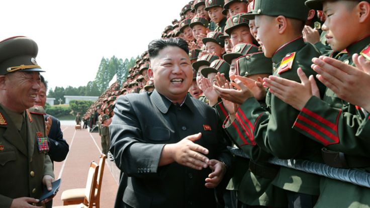 "North Korea says Seth Rogen's new movie ""The Interview"" is an 'act of war'"