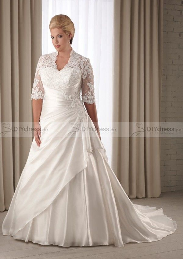 plus size wedding dress                                                                                                                                                                                 Mehr