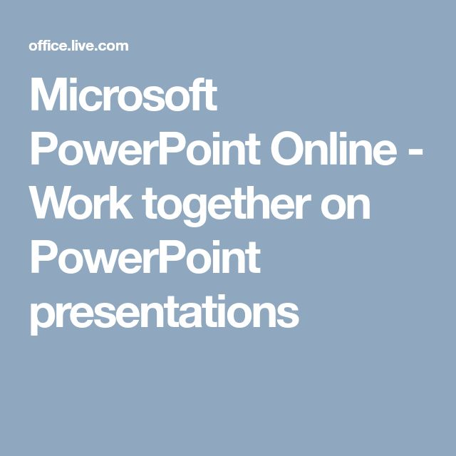 Best 25+ Microsoft powerpoint online ideas on Pinterest The - microsoft articles of incorporation