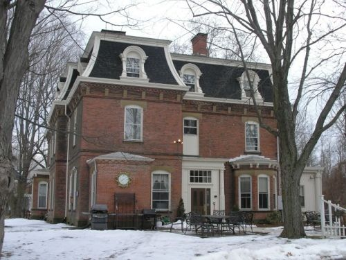 Second empire mansard roof second empire mansard roofs for French mansard house plans
