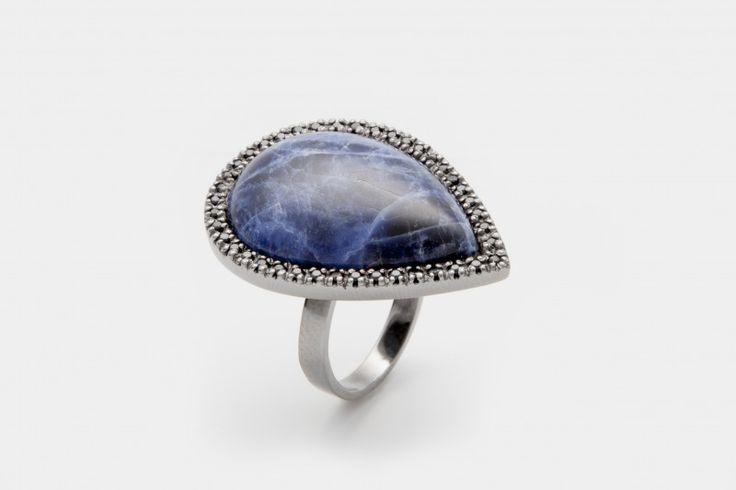 Anel Poison - #ring #jewelry #joia #pedra #stone #accessory #acessório #lojaonline #shoponline #store #loja #anapalacio