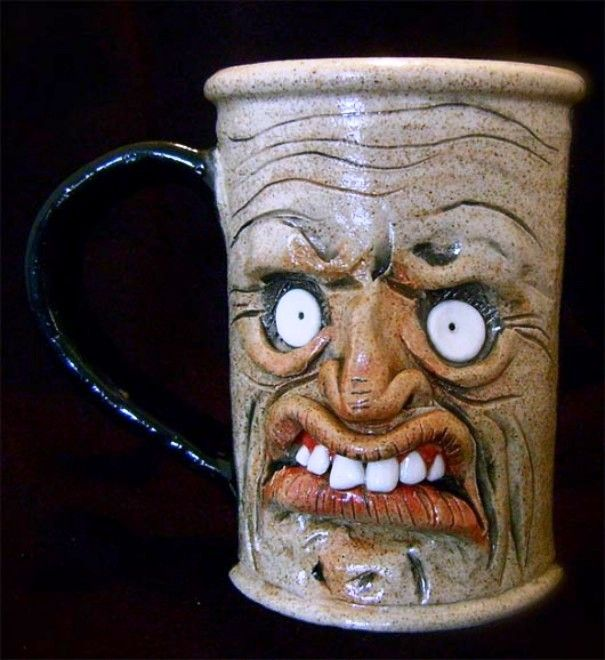 Best Weird Mugs Images On Pinterest Weird Coffee - 20 cool creative coffee mug designs
