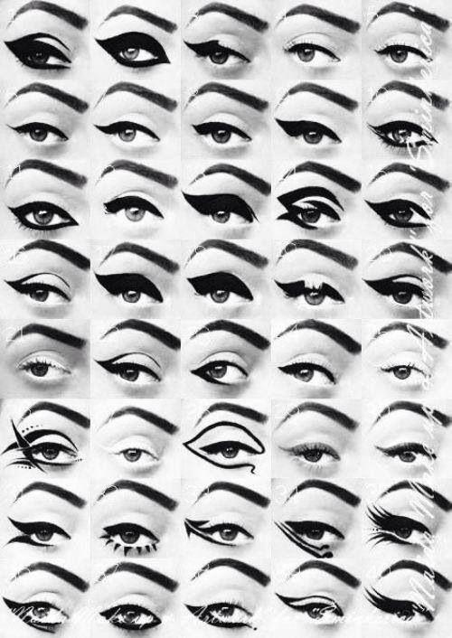 Board of Ideas #eyeliners #beauty