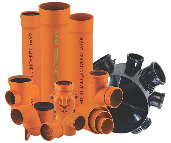 We offer a comprehensive range of Pipes for the underground drainage system. If you are also looking for the best quality and terrain underground drainage Pipes, then you can choose us to buy these Pipes.  https://pvcpipemanufacturer.wordpress.com/2017/09/20/we-provide-high-quality-range-of-pipes-for-underground-drainage-system/