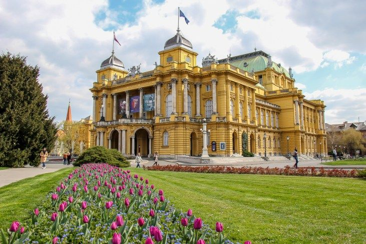 22 Terrific Things To Do In Zagreb Croatia Jetsetting Fools In 2020 Zagreb Croatia Zagreb Croatia