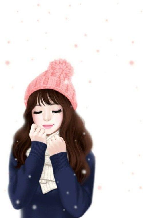 Art Art Girl Background Beautiful Beautiful Girl Beauty Cartoon Cute Art Design Drawing Enakei Fashi Illustration Art Girl Cute Art Digital Art Girl