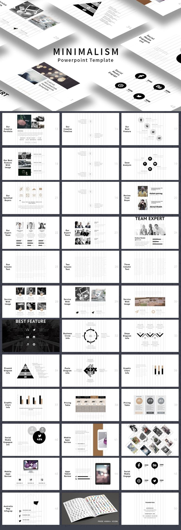 42 best Math Powerpoint Templates images on Pinterest | Business ...