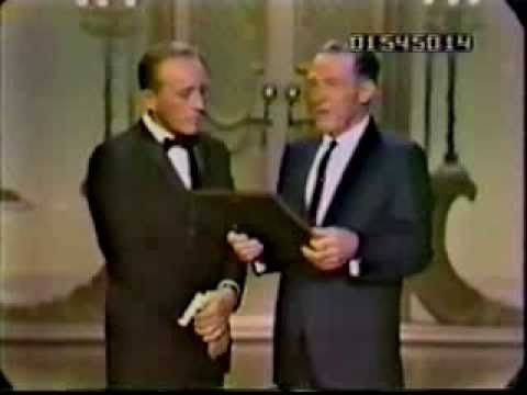 Hollywood Palace  2nd Anniversary Show: Bing Crosby (host), Originally aired Jan 1, 1966. This program features: - Sonny and Cher - Danny Thomas - Bob Newhart  - David Nelson  - Donna Butterworth