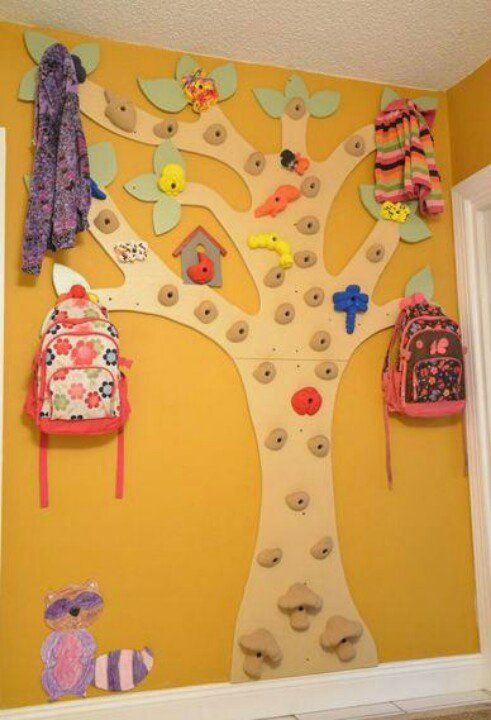 23 Awesome Climbing Walls For kids                                                                                                                                                                                 More