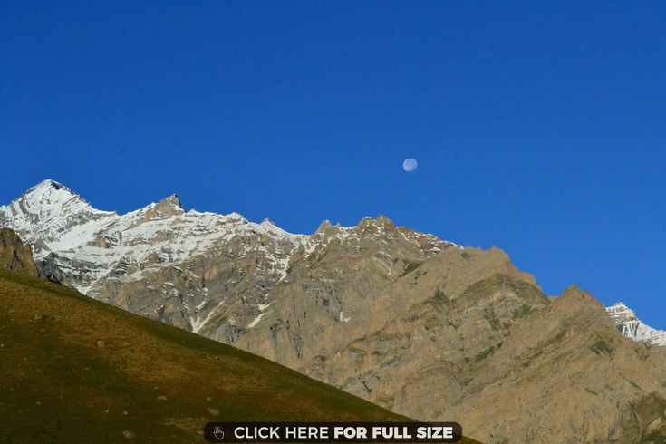 One of the Refreshing View Between Srinagar and Leh