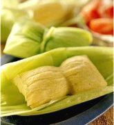 So this one is definitely a Chilean delight! Humitas!!! My favorite of all Chilean foods!!!