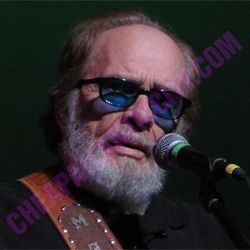 Merle Haggard performs country classics at Harrah's Casino on May 3rd, 2014.