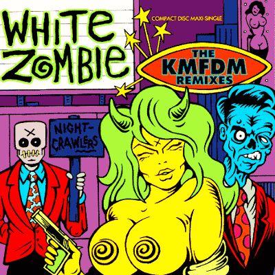 Rob Zombie artwork