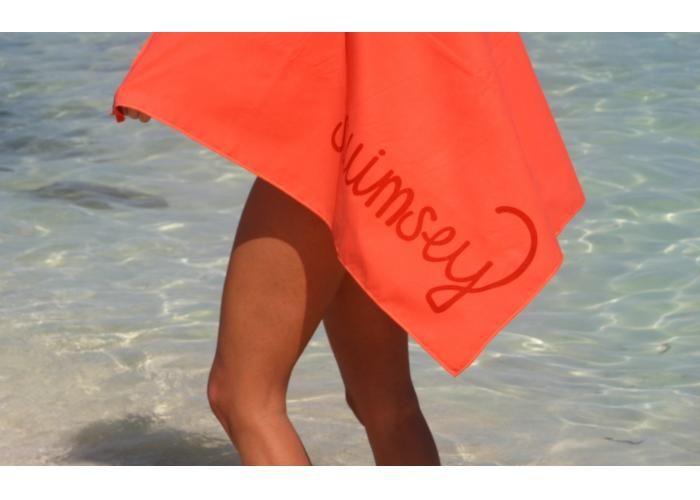 """swimsey: Toalla de Microfibra """"Isla Mujeres"""" - Kichink"""