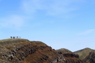 #hiking in #Kamchatka: super land by Condè Nast Traveller Russia